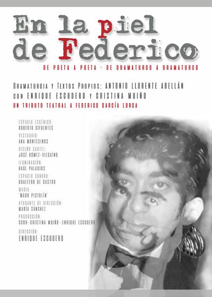 En la piel de Federico