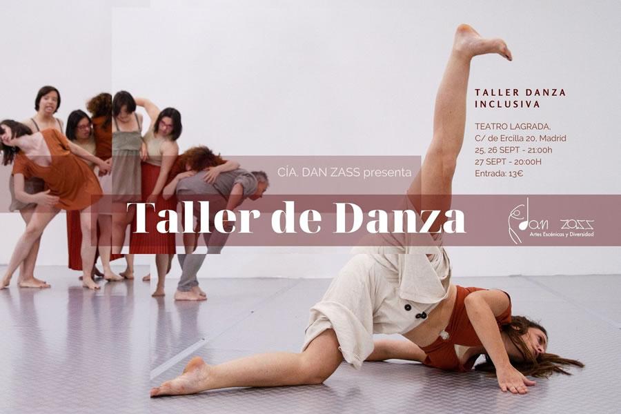 Taller de danza – Cía DanZass